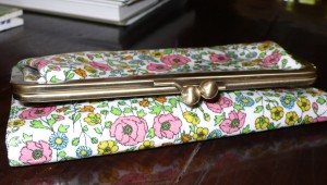 Liberty of London Floral Wallet