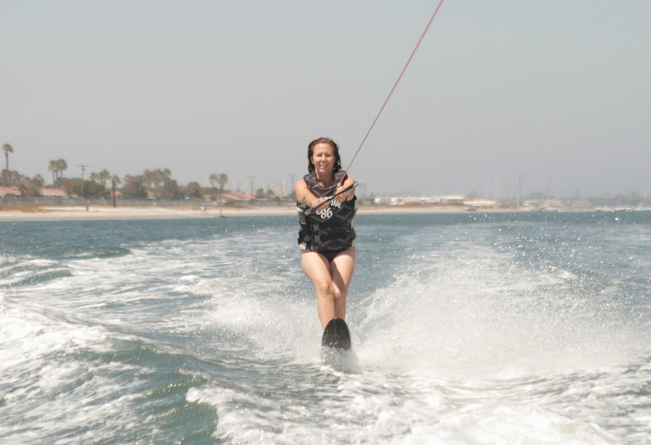 Waterskiing With Rheumatoid Arthritis